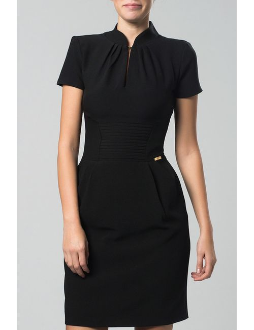 Sassofono Club | Женское Чёрное Платье