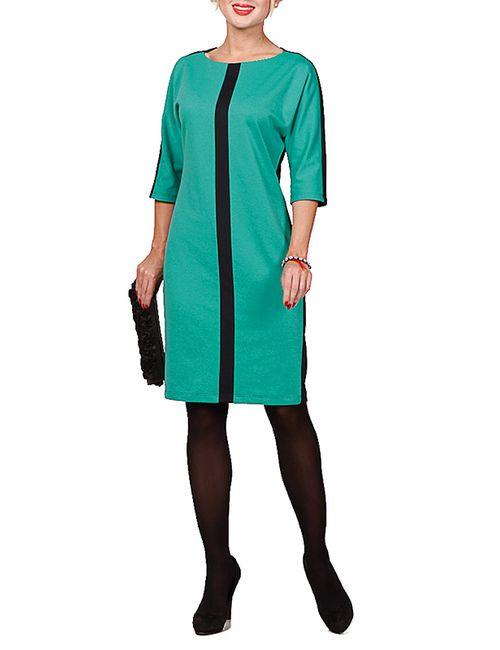 Rosso-Style   Женское Зелёное Платье