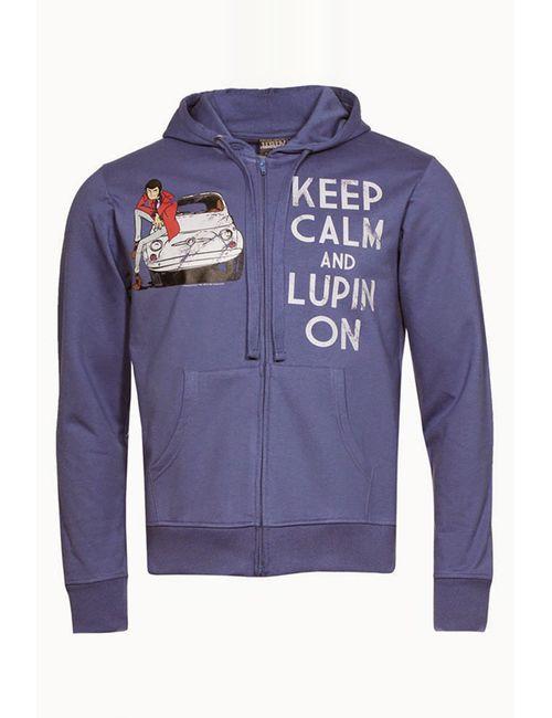 Lupin | Синяя Толстовка