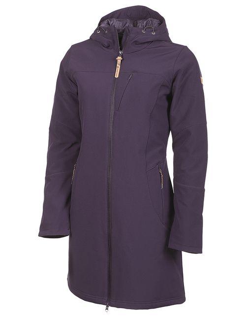 AlpinePRO | Женское Фиолетовое Пальто