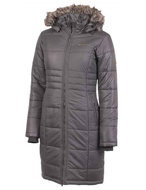 AlpinePRO | Женское Коричневое Пальто