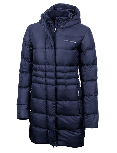 AlpinePRO   Женское Синее Пальто