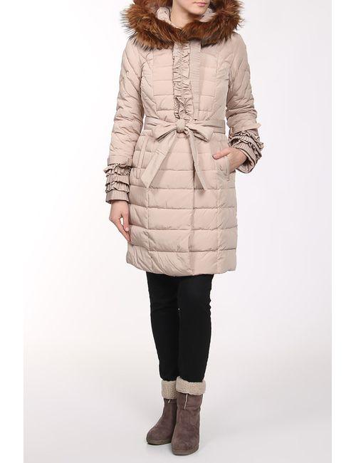 Lawine | Женское Бежевое Пальто