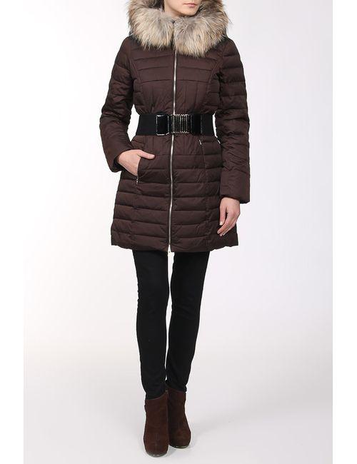 Lawine | Женское Коричневое Пальто