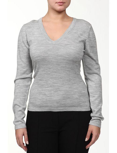 Colletto Bianco | Женский Серый Пуловер