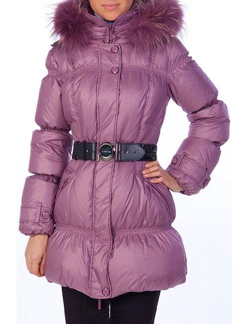 Lawine | Женское Красное Пальто