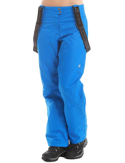 AlpinePRO   Женские Синие Брюки