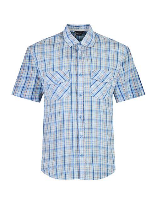 Finn Flare | Мужская Многоцветная Рубашка