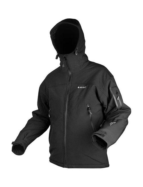 Hi-Tec | Мужская Чёрная Куртка