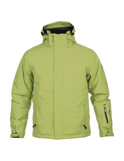 Hi-Tec | Мужская Зелёная Куртка