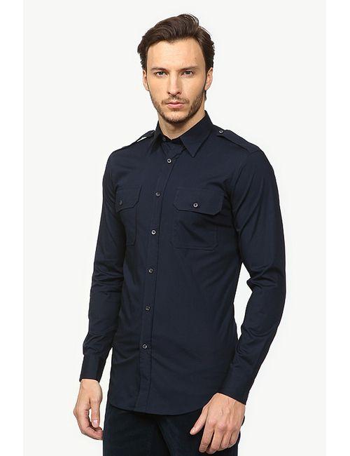Ralph Lauren | Мужская Синяя Рубашка