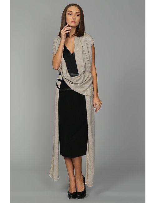 Victoria Beckham | Женское Многоцветное Платье С Поясом