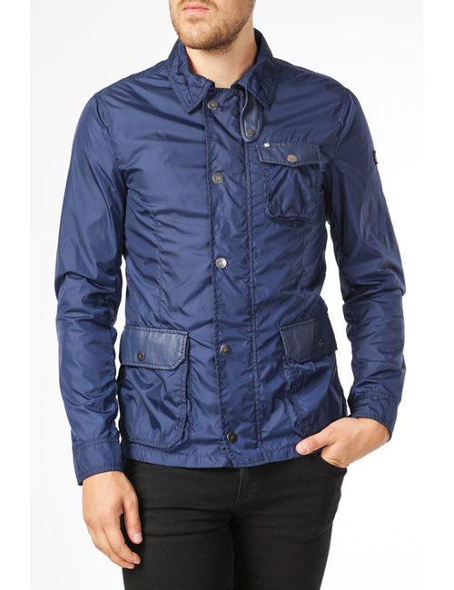 ARMANI JEANS | Мужская Синяя Куртка