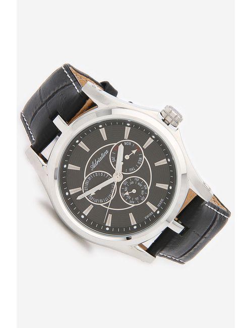Adriatica   Мужские Серебряные Наручные Часы