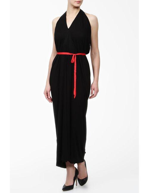 Rick Owens | Женское Чёрное Платье