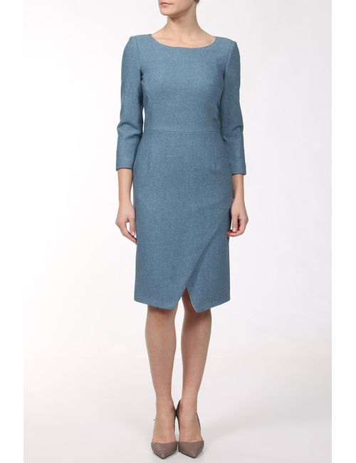 Bgn   Женское Синее Платье
