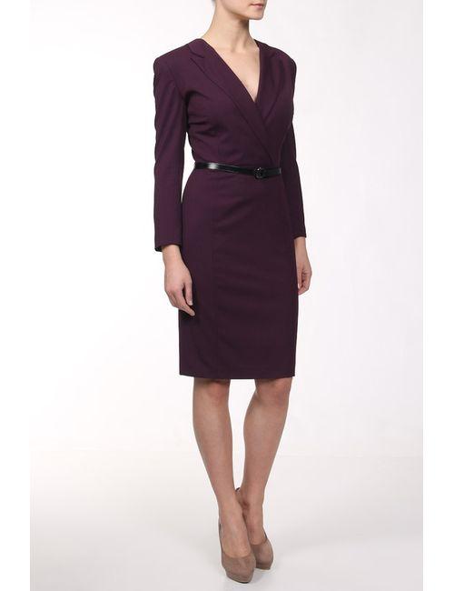 Bgn   Женское Фиолетовое Платье