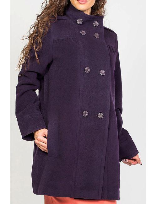 Stella Di Mare | Женское Фиолетовое Пальто