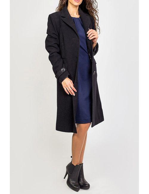 Stella Di Mare | Женское Чёрное Пальто