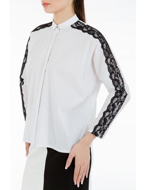 Levall   Женская Белая Блузка