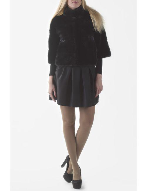 Меховая фабрика Bagiroff | Женская Чёрный Куртка