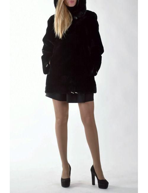 Меховая фабрика Bagiroff | Женская Чёрная Куртка