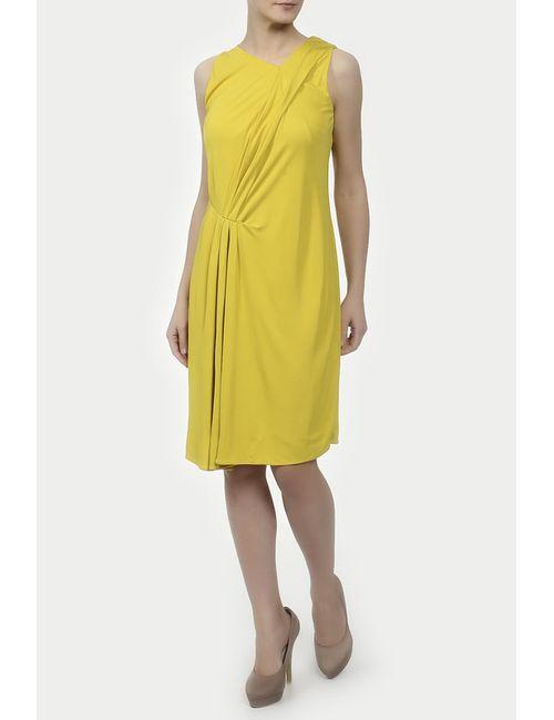 Akris Punto | Женское Жёлтое Платье