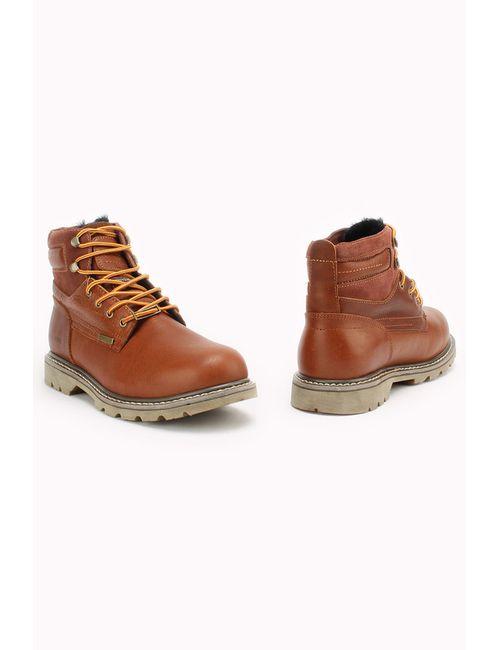 Patrol | Мужские Коричневые Ботинки
