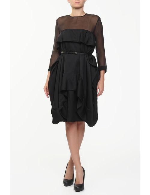 Chloe | Женское Чёрное Платье