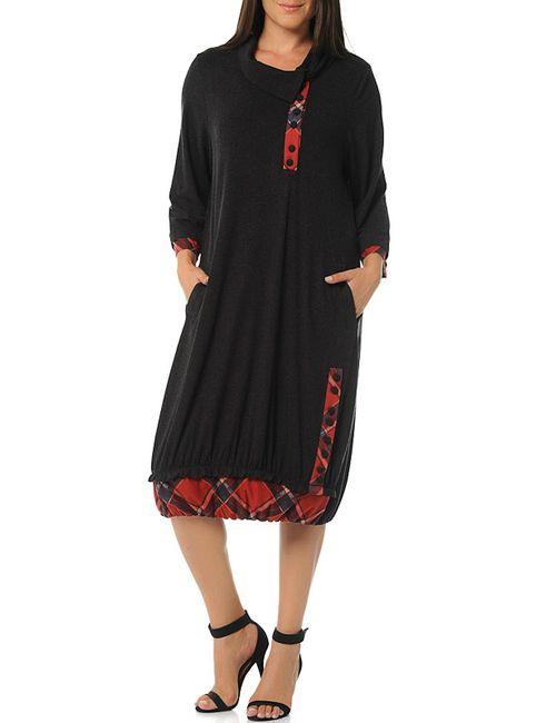 Gullietta Fashion | Женское Серое Платье