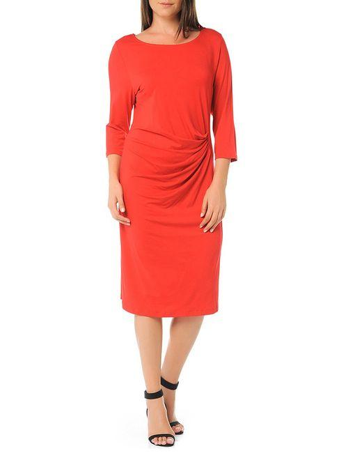Gullietta Fashion | Женское Красное Платье