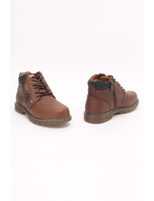 SHOIBERG | Мужские Коричневые Ботинки