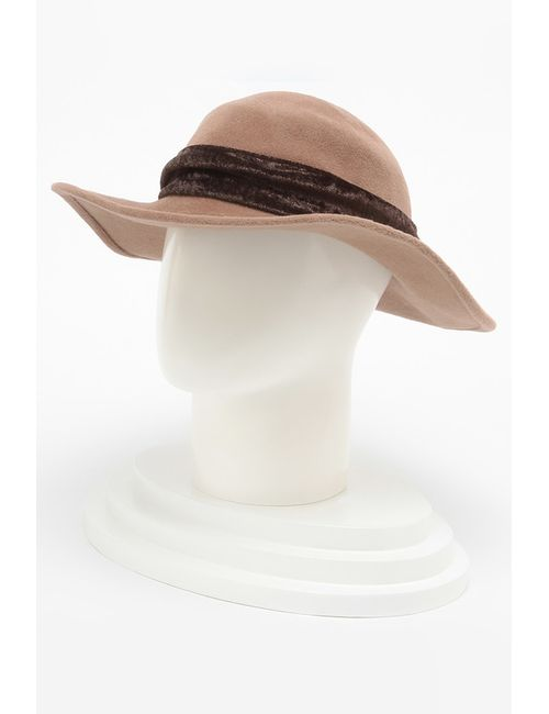Tonak | Женская Коричневая Шляпа