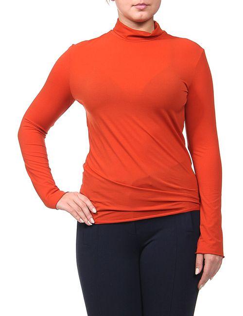 Bgn | Женская Оранжевая Блуза