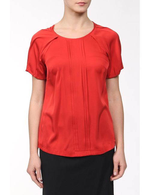 Bgn   Женская Красная Блуза