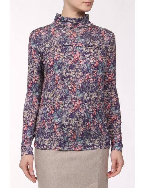 Bgn   Женская Фиолетовая Блуза
