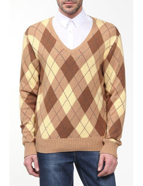 Polo Ralph Lauren | Мужской Бежевый Пуловер Вязаный