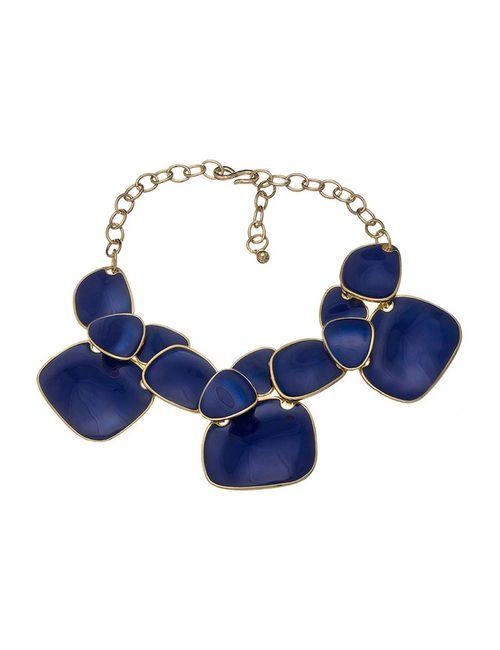 Kenneth Jay Lane | Женское Многоцветное Ожерелье Синий Глянец