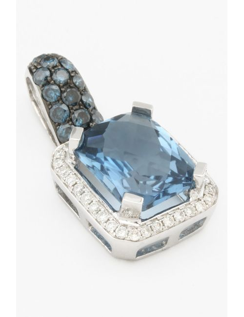 Magic Diamonds   Женская Белая Подвеска