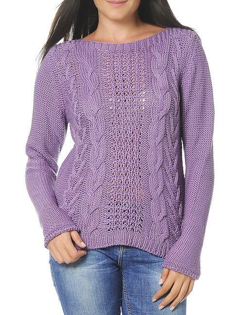 Gullietta Fashion   Женская Фиолетовая Кофта