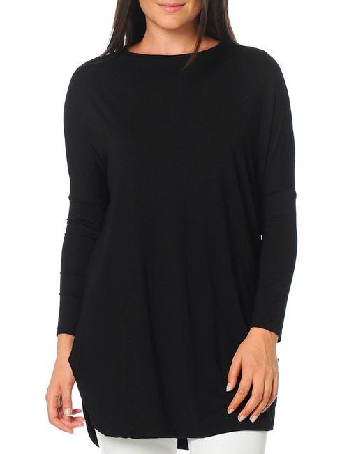 Gullietta Fashion | Женская Чёрная Туника