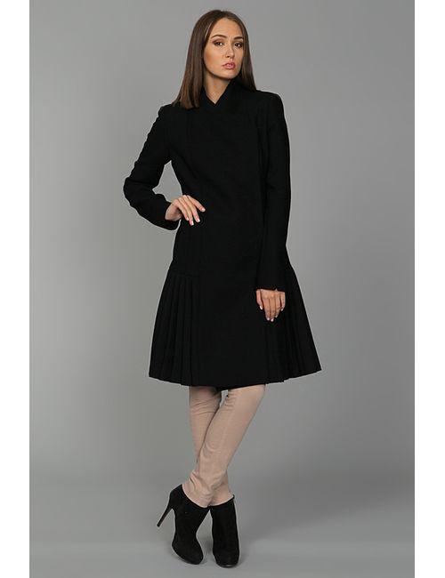 Victoria Beckham | Женское Чёрное Пальто