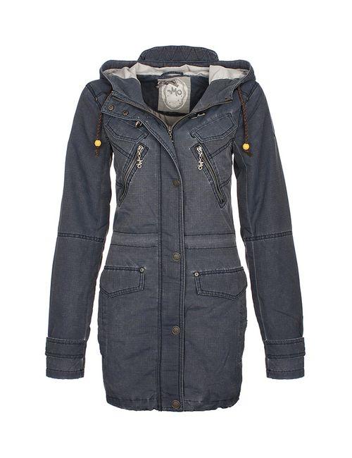 myMo | Женская Синяя Куртка