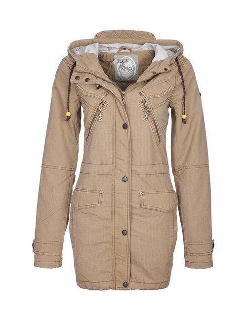 myMo | Женская Бежевая Куртка
