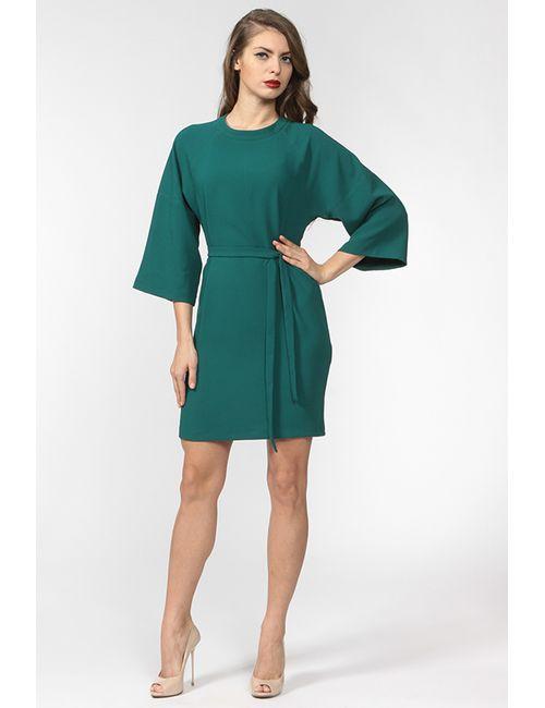 L'Attrice | Женское Зелёное Платье Мини