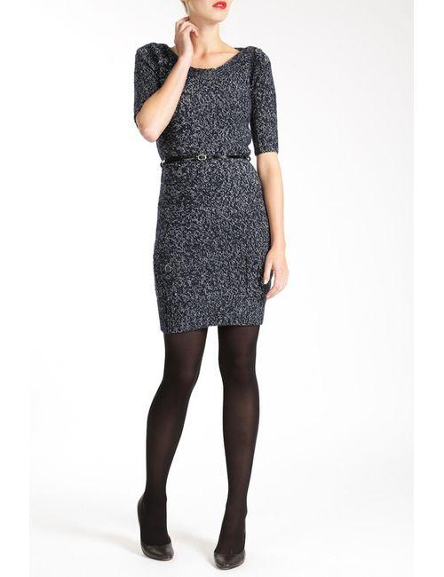 Lea Fashion | Женское Синее Платье