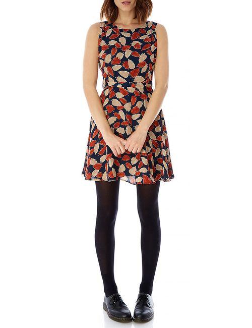 Iska | Женское Многоцветное Платье