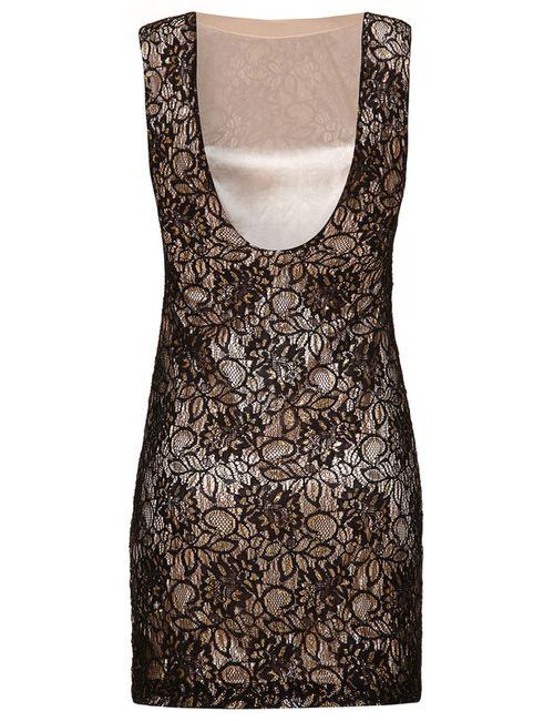 Iska | Женское Чёрное Платье