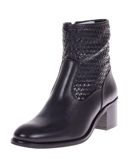 Roberto Botella | Женские Чёрные Ботинки