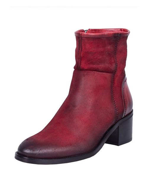 Roberto Botella | Женские Красные Ботинки
